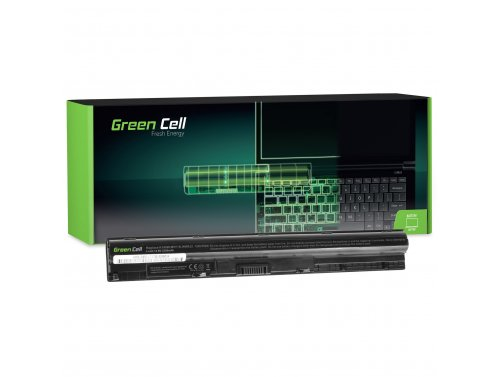 Green Cell ® Laptop Akku M5Y1K für Dell Inspiron 14 3451, 15 3555 3558 5551 5552 5555 5558 5559, 17 5755 5758, Vostro 3458 3558