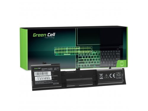 Green Cell ® Akku für Dell Latitude D410
