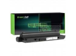 Green Cell ® baterie notebooku KM742 KM668 pro Dell Latitude E5400 E5410 E5500 E5510