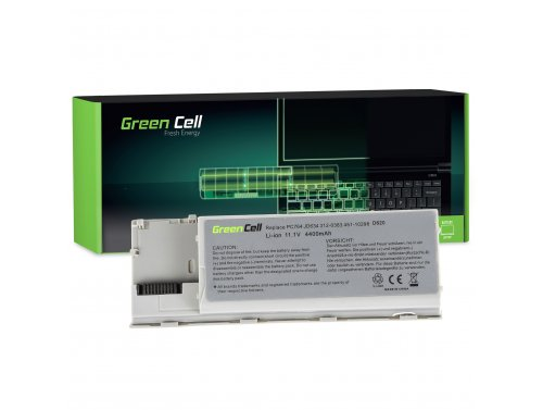 Green Cell Laptop Akku PC764 JD634 für Dell Latitude D620 D620 ATG D630 D630 ATG D630N D631 D631N D830N PP18L Precision M2300
