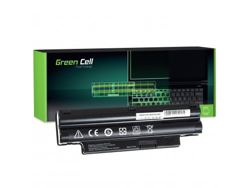 Green Cell ® Laptop Akku CMP3D für Dell Inspiron Mini 1012 1018 4400mAh