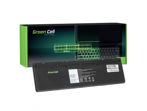Green Cell PRO ® Laptop Akku WD52H GVD76 für Dell Latitude E7240 E7250 E7450