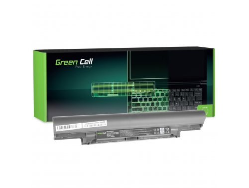 Green Cell ® Laptop Akku 7WV3V JR6XC YFDF9 für Dell Latitude 3340
