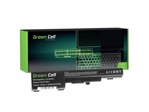 Green Cell Laptop Akku BATFT00L4 BATFT00L6 für Dell Vostro 1200