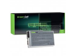 Green Cell ® Laptop Akku C1295 für Dell Latitude D500 D505 D510 D520 D530 D600 D610