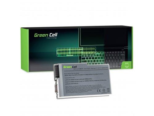 Green Cell Laptop Akku C1295 für Dell Latitude D500 D505 D510 D520 D530 D600 D610