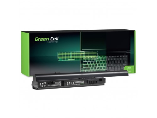 Green Cell ® Laptop Akku X411C U011C für Dell Studio XPS 16 1640 1645 1647 6600mAh