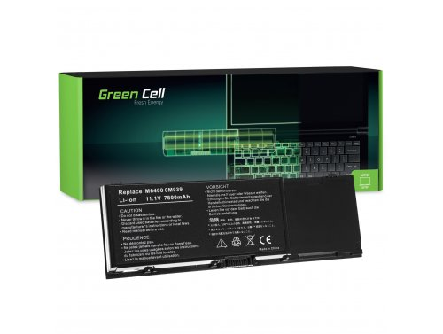 Green Cell ® Laptop Akku 8M039 für Dell Precision M6400 M6500