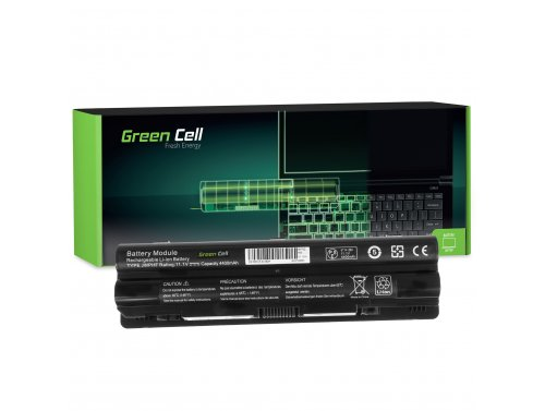 Green Cell Laptop Akku JWPHF R795X für Dell XPS 15 L501x L502x 17 L701x L702x