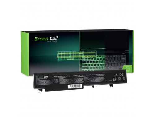 Green Cell ® Laptop Akku U150P U164P für Dell Studio 17 1745 1747 1749