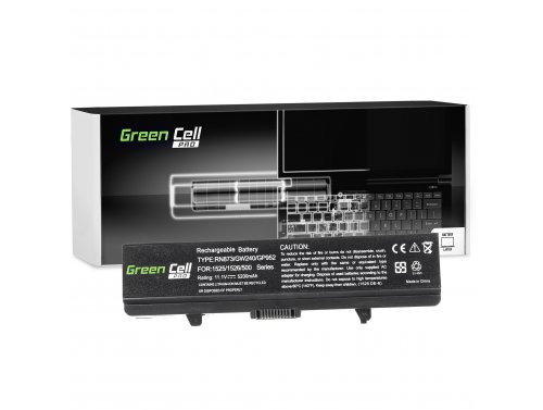 Green Cell PRO Laptop Akku GW240 für Dell Inspiron 1525 1526 1545 1546 PP29L PP41L Vostro 500