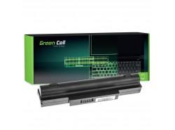 Green Cell Laptop Akku A32-K72 für Asus N71 K72 K72J K72F K73S K73SV N71 N71J N71V N73 N73J N73S N73SV X73E X73S X73SD X73T X77