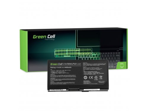 Green Cell Laptop Akku A42-M70 für Asus G71 G72 F70 M70 M70V X71 X71A X71P X71S X71SL X71SR X71TP X71Q X71V