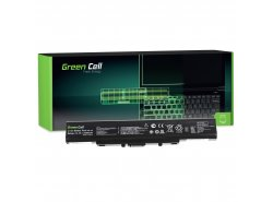 Green Cell Laptop Akku A32-U31 A42-U31 für Asus U31 U31E U31F U31J U31JC U31JF U31JG U31S U31SD U41 U41F U41J