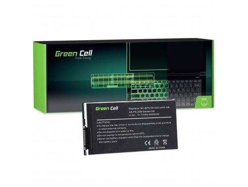 Green Cell Laptop Akku A32-A8 für Asus A8 A8E A8H A8J F8 N81 X80 X80LE Z99