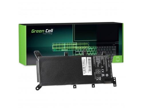 Green Cell ® C21N1347 für Asus A555 A555L F555 F555L F555LD K555 K555L K555LD R556 R556L R556LD R556LJ X555 X555L