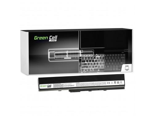 Green Cell PRO Laptop Akku A32-K52 für Asus A52 A52F A52N K42 K52 K52D K52F K52J K52JB K52JC K52JE K52N X52 X52F X52J X52N