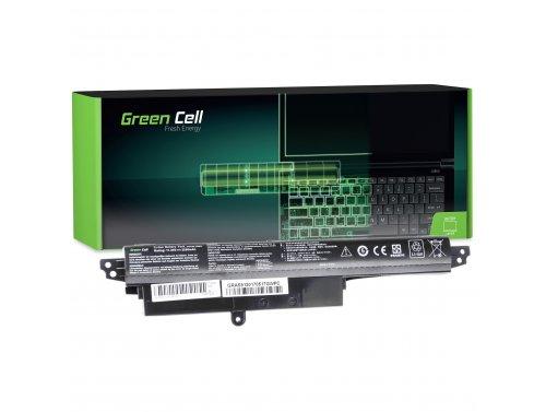 Green Cell ® A31N1302 für Asus X200 X200C X200CA X200L X200LA X200M X200MA K200MA VivoBook F200 F200C F200CA F200M F200MA
