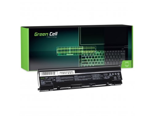 Green Cell Laptop Akku A32-1025 A31-1025 für Asus Eee PC 1025 1025B 1025C 1025CE 1225 1225B 1225C 1225CE