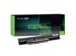 Green Cell ® baterie notebooku A32-K53 pro Asus K53 K53E K53S K53SV X53 X53S X54 X54C X53U X54H