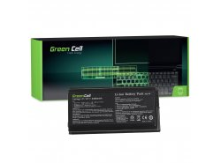 Green Cell ® baterie notebooku A32-F5 pro Asus F5N F5R F5V F5M F5GLF5SL F5RL X50 X50N X50RL