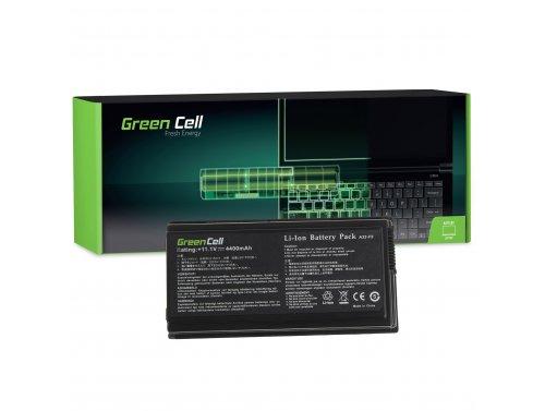 Green Cell Laptop Akku A32-F5 für Asus F5 F5C F5GL F5M F5N F5R F5SL F5SR F5Z F5V F5VL F5GL F5RL X50 X50GL X50M X50N X50RL X50SL