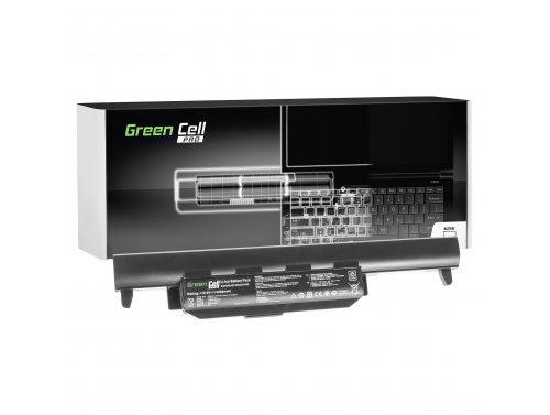 Green Cell PRO ® Laptop Akku A32-K55 für Asus K55 K55V R400 R500 R700 F55 F75 X55