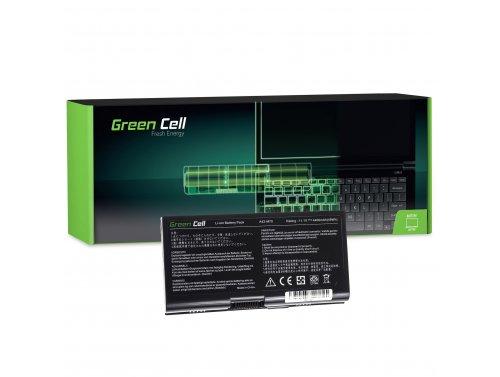Green Cell ® Laptop Akku A42-M70 für Asus F70 G71 G72 M70 N70 N90 Pro70 X71 X72 X90