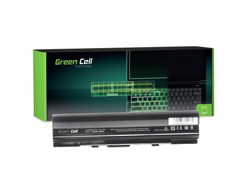 Green Cell Laptop Akku A32-UL20 für Asus Eee PC 1201 1201N 1201NB 1201NE 1201K 1201T 1201HA 1201NL 1201PN