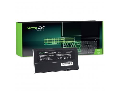 Green Cell ® Laptop Akku Green Cell AP21-1002HA für Asus Asus EEE PC 1002HA S101H 7.4V 4200mAh