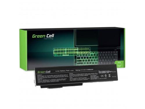 Green Cell Laptop Akku A32-M50 A32-N61 für Asus G50 G51J G60 G60JX M50 M50V N53 N53J N53S N53SV N61 N61J N61JV N61V N61VG N61VN