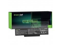Green Cell Laptop Akku A32-F3 für Asus F2 F2J F3 F3E F3F F3J F3K F3S F3SA F3SC F3SG F3SV F3T F3Q F7 M51