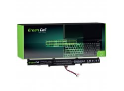 Baterie pro notebook A41-X550E pro Green Cell telefony Asus F550 F750 K550 K750 R510 R750 X550 X750