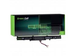 Green Cell ® Laptop Akku A41-X550E für Asus F550 F750 K550 K750 R510 R750 X550 X750