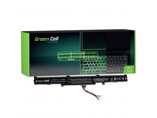 Green Cell Laptop Akku A41-X550E für Asus A550 F550 F550D K550 K750 R510 R510D R510DP R750 R752L R752LB X450 X550 X550D X750