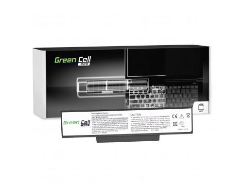 Green Cell PRO Laptop Akku A32-K72 für Asus N71 K72 K72J K72F K73S K73SV N71 N71J N71V N73 N73J N73S N73SV X73E X73S X73SD X77