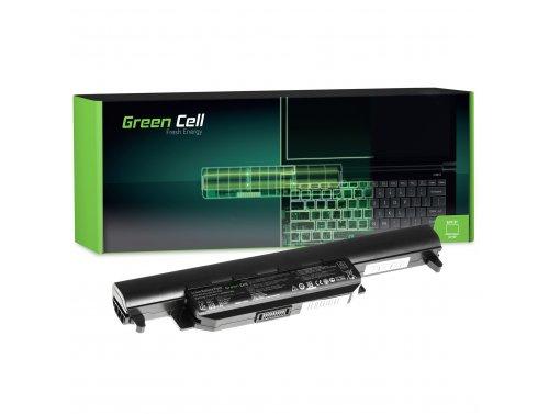 Green Cell Laptop Akku A32-K55 für Asus R400 R500 R500V R500VJ R700 R700V K55 K55A K55VD K55VJ K55VM K75V X55A X55U X75V X75VB