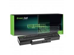 Green Cell ® baterie notebooku A32-K72 pro Asus N71 K72 K72F K72J K73SV N71 N73 N73S N73SV X73S