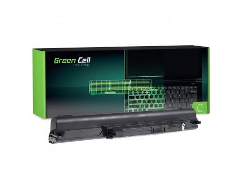 Green Cell ® Laptop Akku A32-K55 für Asus R400 R500 R500V R500V R700 K55 K55A K55VD K55VJ K55VM