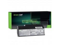 Green Cell ® Laptop Akku A32-G73 A42-G73 für Asus G53 G53SW G73 G73J G73JH G73JW