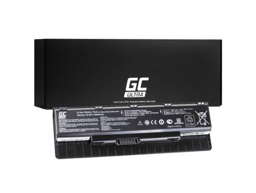 Green Cell ULTRA Laptop Akku A32-N56 für Asus G56 G56JR N46 N56 N56DP N56JR N56V N56VJ N56VM N56VZ N56VV N76 N76V N76VJ N76VZ
