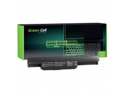 Green Cell ® baterie notebooku A32-K53 pro Asus K53 K53E K53S K53SV X53 X53S X54 X54C X53U X54H