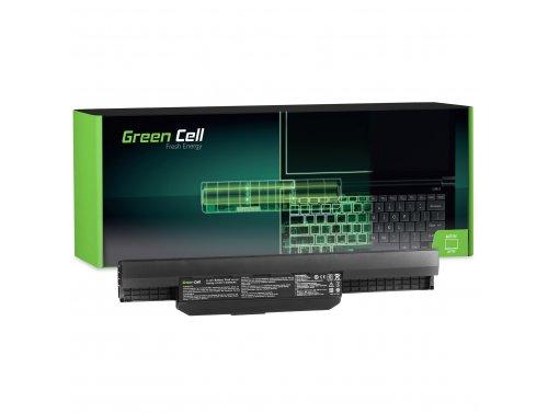 Green Cell Laptop Akku A32-K53 für Asus K53 K53E K53S K53SJ K53SV K53T K53U K54 X53 X53E X53S X53SV X53U X54 X54C X54H X54L