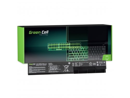 Green Cell Laptop Akku A32-X401 A31-X401 für Asus X301 X301A X401 X401A X401U X401A1 X501 X501A X501A1 X501U