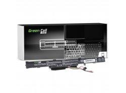 Green Cell PRO Laptop Akku A41-X550E für Asus A550 F550 F550D K550 K750 R510 R510D R510DP R750 R752L X450 X550 X550D X750 X751L