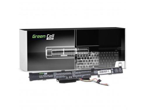 Baterie notebooků A41-X550E pro mobilní telefony Green Cell PRO ® pro Asus F550D R510D R510DP X550D X550DP