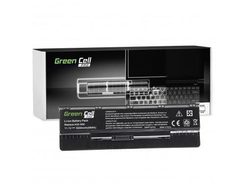 Green Cell PRO Laptop Akku A32-N56 für Asus G56 G56JR N46 N56 N56DP N56JR N56V N56VJ N56VM N56VZ N56VV N76 N76V N76VJ N76VZ
