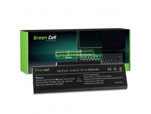 Green Cell Laptop Akku A32-F3 für Asus F2 F3 F3SA F3SV F3Q F7 F3E F3F F3J F3K F3S F3SG F3T M51