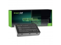 Baterie notebooku A32-F82 pro Green Cell telefony Green Asus pro Asus K40 K50 K50AB K50 K51 K60 K70 K70 X70 X5DC