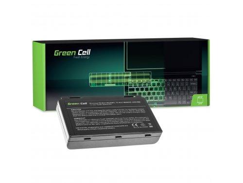 Green Cell Laptop Akku A32-F82 A32-F52 für Asus K40 K40iJ K50 K50AB K50C K50I K50ID K50IJ K50iN K50iP K51 K51AC K70 K70IJ K70IO